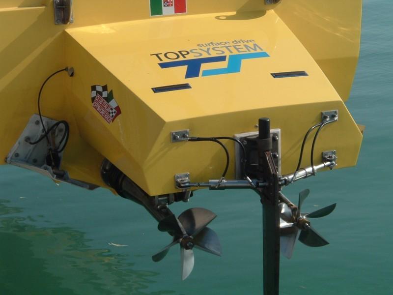 Trasmissioni TT 45 Racing su ZL 43