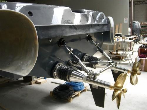 Trasmissione Top System TS 45 Stilmar 42