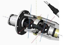 Snodo top system surface drive