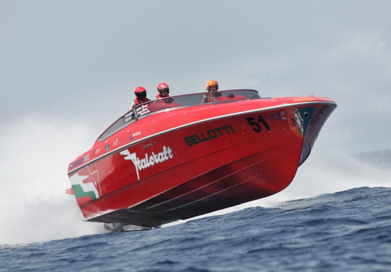 P1 Powerboat Italcraft