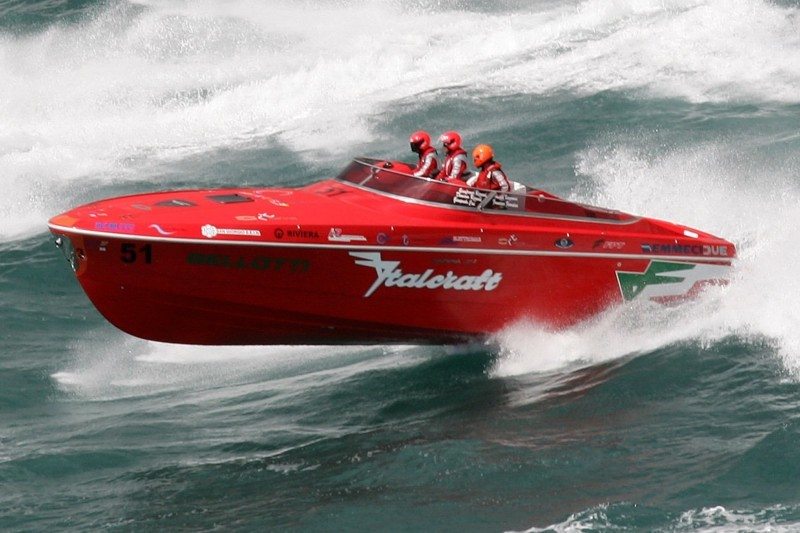 Powerboat P1 Surface Drive