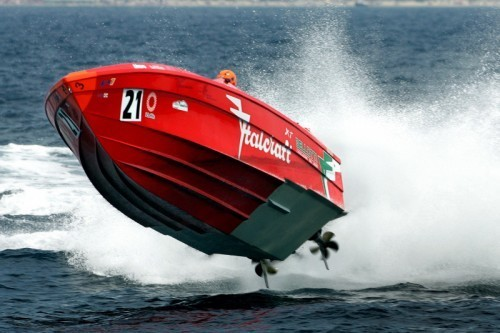 Application Surface Drives TopSystem TT 45 of Italcraft XT