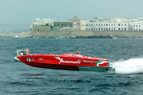 Trasmissioni TopSystem TS 45 su Italcraft XT