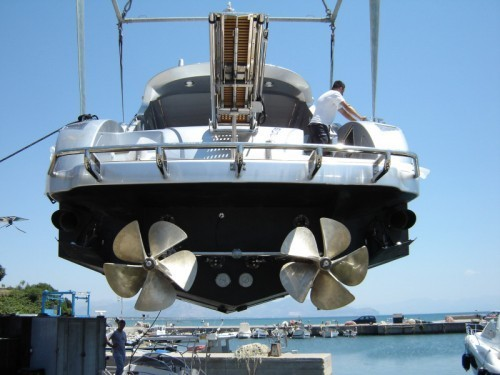 Top System Surface Drives TS75S of InCRedible 45 '